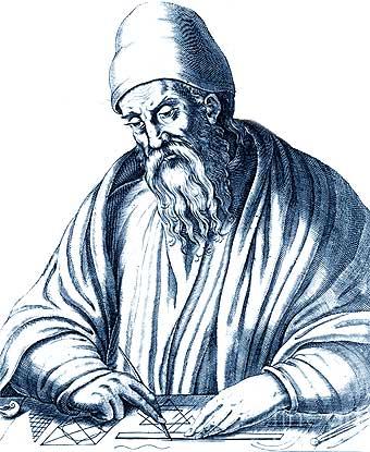 Euclides: biografia, contribuições e trabalho 1