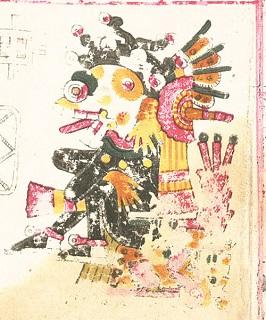 Os 30 deuses toltecas mais importantes 17