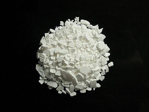 Cloreto de cálcio (CaCl2): estrutura, usos e propriedades 1