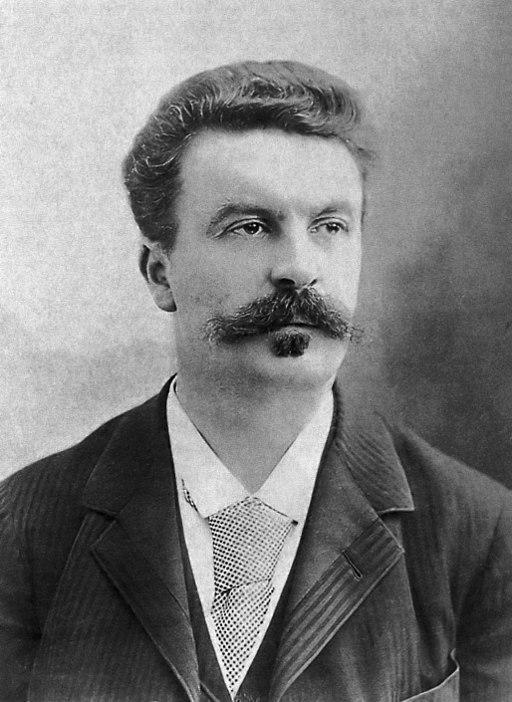 Guy de Maupassant: biografia e obras 1
