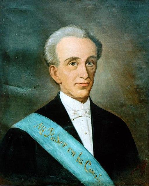 Jerónimo Carrión: biografia e obras em sua presidência 1
