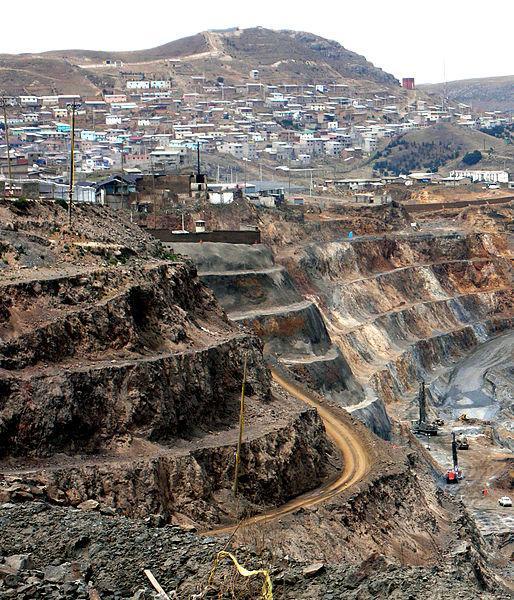 Quais são os recursos naturais do Peru? 6