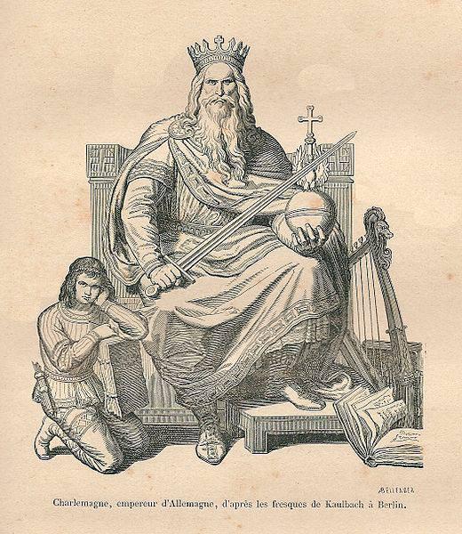 Carlos Magno: biografia, Império, batalhas, morte 6
