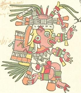 Os 30 deuses toltecas mais importantes 14
