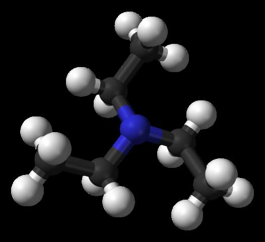 Trietilamina: estrutura, propriedades, usos e riscos 2