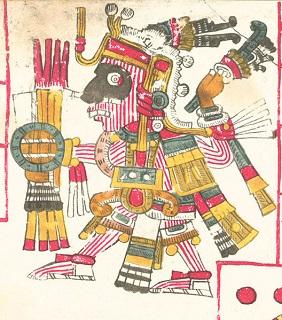 Os 30 deuses toltecas mais importantes 10