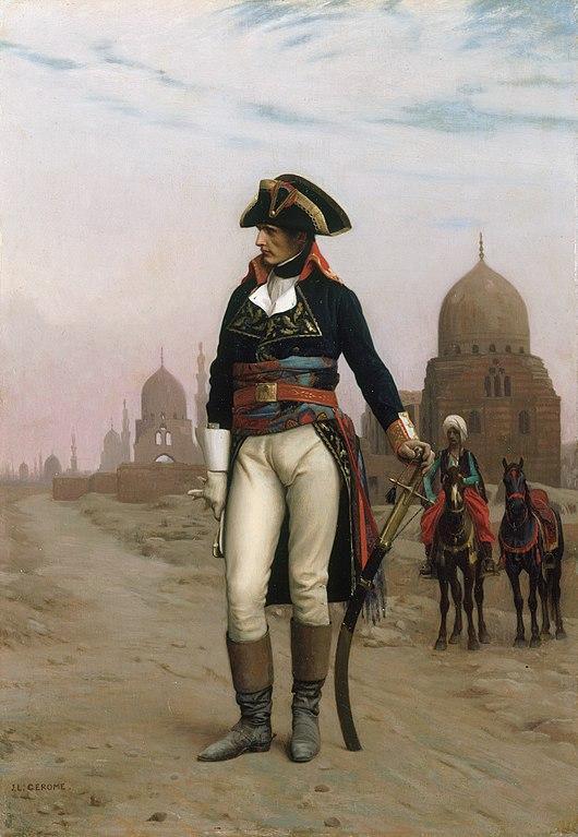 Napoleão Bonaparte: biografia - infância, governo, guerras 10