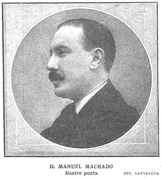 Manuel Machado: biografia, estilo literário, ideologia e obras 1