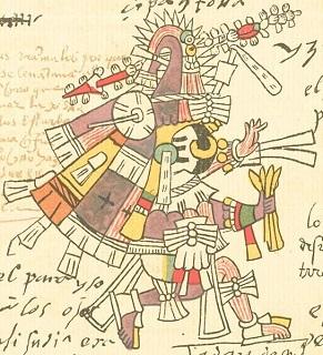 Os 30 deuses toltecas mais importantes 12