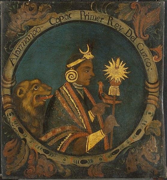 Traje dos Incas: Principais Características 1