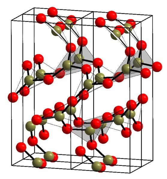 Óxido de boro (B2O3): estrutura, propriedades e usos 2