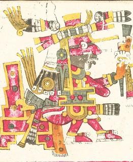 Os 30 deuses toltecas mais importantes 19