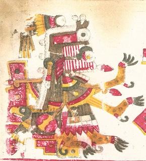 Os 30 deuses toltecas mais importantes 20