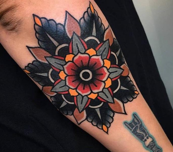Os 15 tipos de tatuagens (de acordo com seu estilo e características) 6