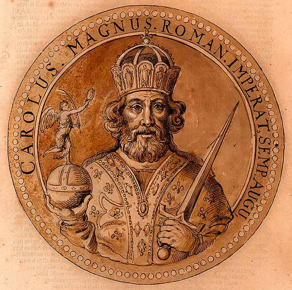Carlos Magno: biografia, Império, batalhas, morte 1