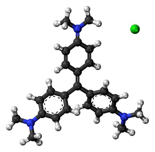 Cristal violeta: características, como é obtido e usado 2