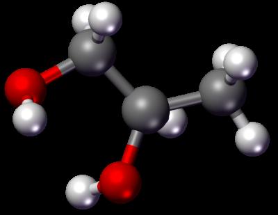 Propileno glicol: estrutura, propriedades, síntese e usos 2