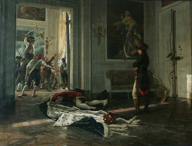 Napoleão Bonaparte: biografia - infância, governo, guerras 5