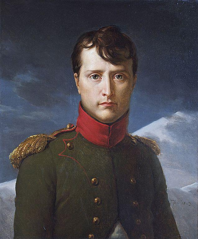Napoleão Bonaparte: biografia - infância, governo, guerras 13