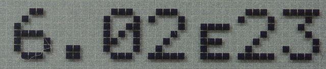 Número de Avogadro: história, unidades, como é calculado, usa 1