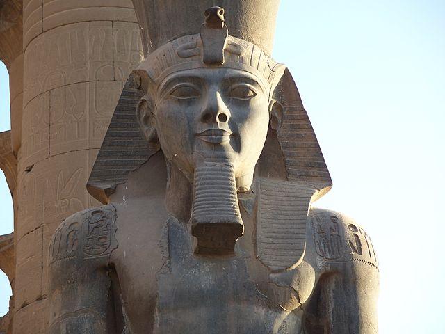 Ramsés II: biografia, reino, guerras, morte 29