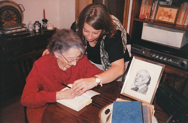 Ernestina de Champourcín: biografia, estilo e obras 1