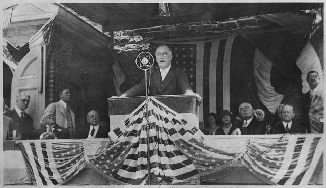 Franklin D. Roosevelt: biografia, presidência e fatos 8