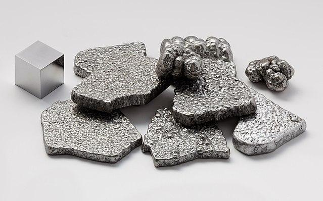 Ferro (elemento): características, estrutura química, usos 1