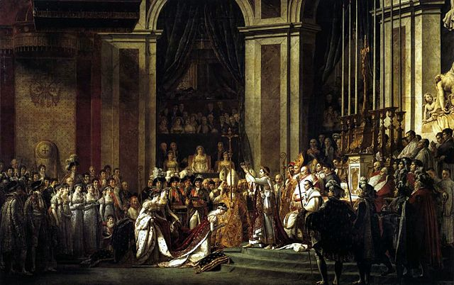 Napoleão Bonaparte: biografia - infância, governo, guerras 15