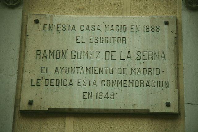 Ramón Gómez de la Serna: biografia, estilo e obras 3