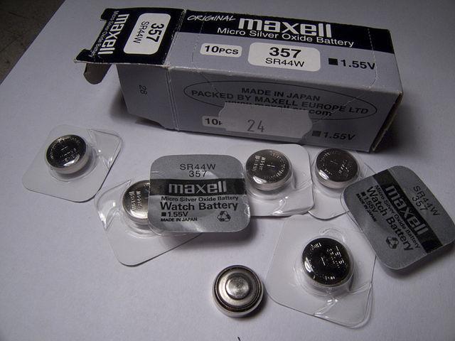 Tipos de bateria, características e reações 3