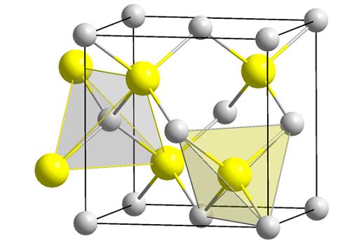 Sulfeto de zinco (ZnS): estrutura, propriedades e usos 2