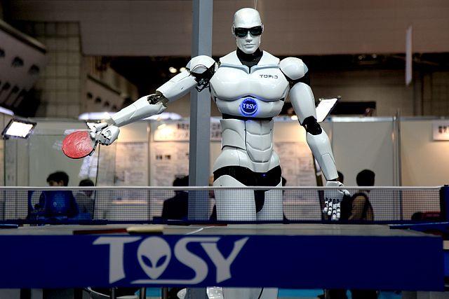 História dos robôs: do primeiro ao presente 8