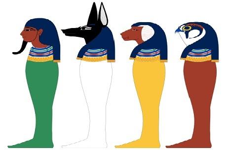 Os 50 deuses egípcios mais importantes e suas histórias 39