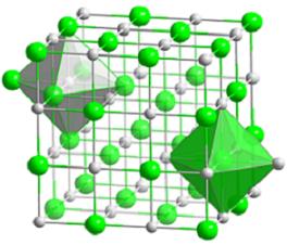 Cloreto de sódio (NaCl): estrutura, propriedades, usos 2