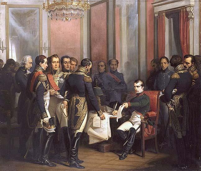 Napoleão Bonaparte: biografia - infância, governo, guerras 24