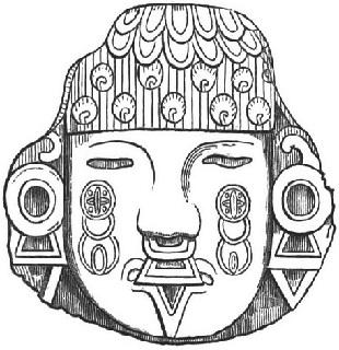 Os 30 deuses toltecas mais importantes 16