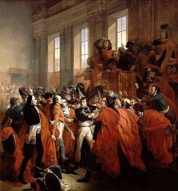 Napoleão Bonaparte: biografia - infância, governo, guerras 11
