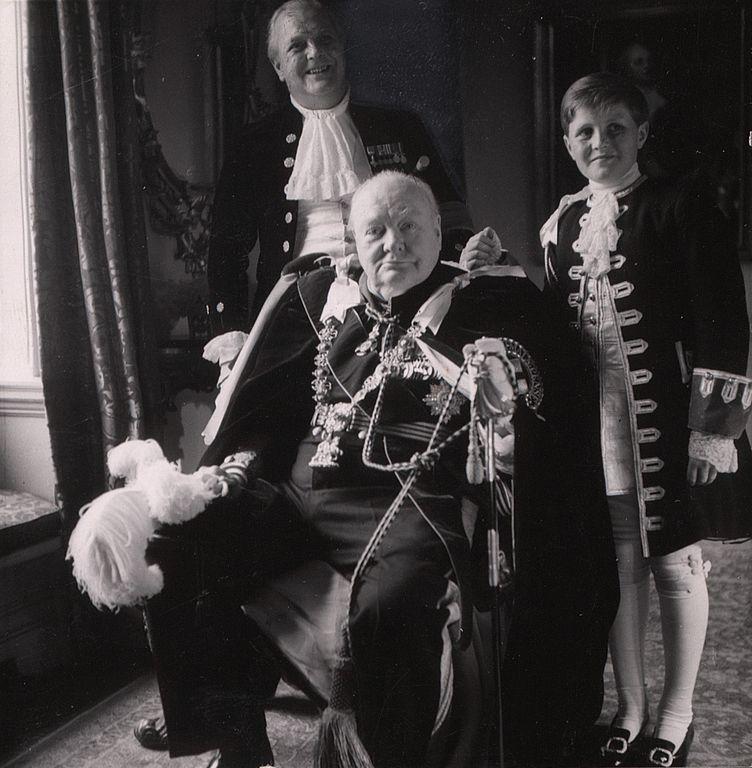 Winston Churchill: biografia, governo e obras publicadas 7