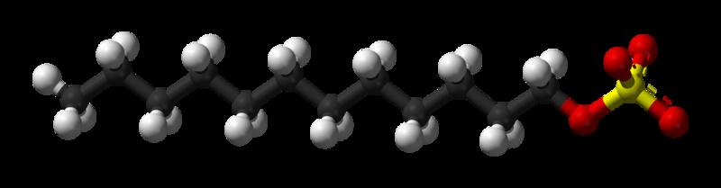 Dodecilsulfato de sódio (SDS): estrutura, propriedades, usos 1