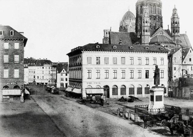 Johannes Gutenberg: biografia, imprensa, honras, dados 7