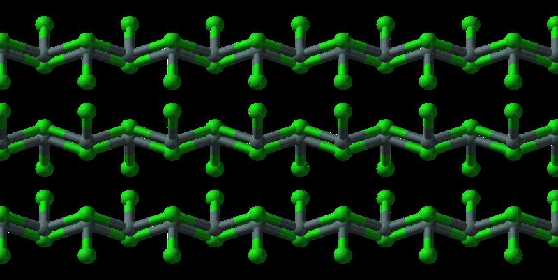 Cloreto de estanho (SnCl2): Propriedades, Estrutura, Usos 2