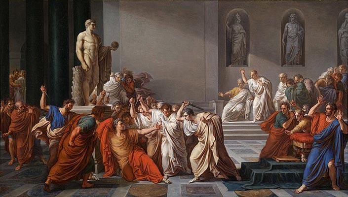 Julio César - biografia, política, guerras, morte 7
