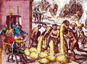 Papel econômico da Igreja e fortunas mineiras na Nova Espanha 1