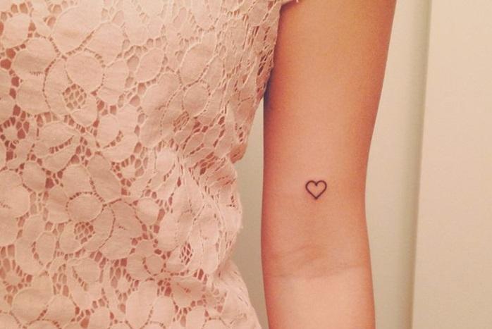 30 pequenas tatuagens para olhar na sua pele 20