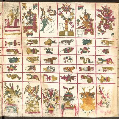 Literatura asteca: recursos mais importantes 3