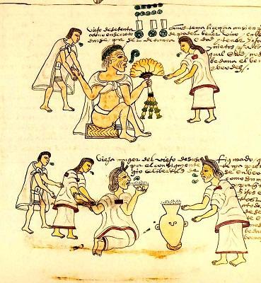 Literatura asteca: recursos mais importantes 4