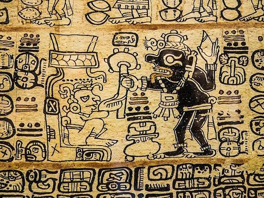 Literatura asteca: recursos mais importantes 2