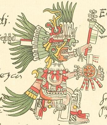 Literatura asteca: recursos mais importantes 1