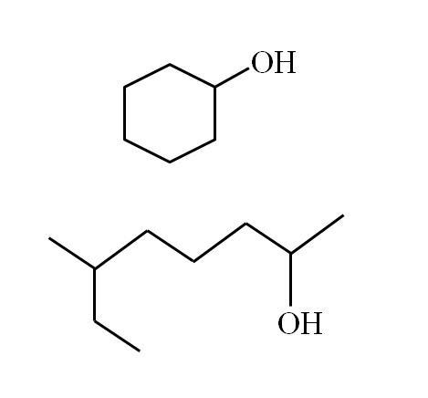 Álcool secundário: estrutura, propriedades, nomenclatura, usos 2
